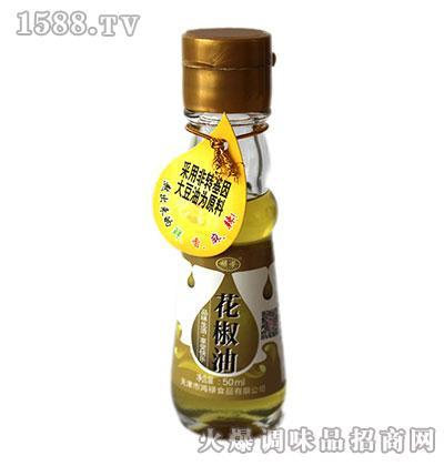 禄荣花椒油50ml