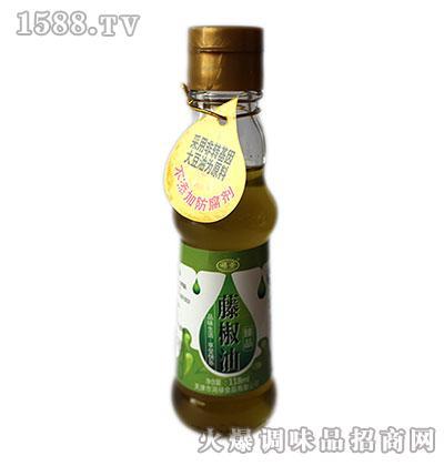 禄荣藤椒油118ml