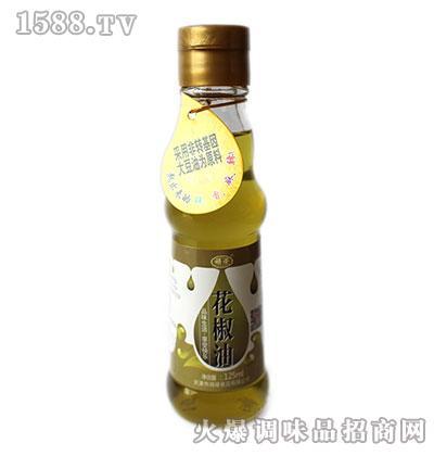 禄荣花椒油125ml