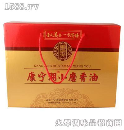 康宁湖香油麻酱包装礼盒