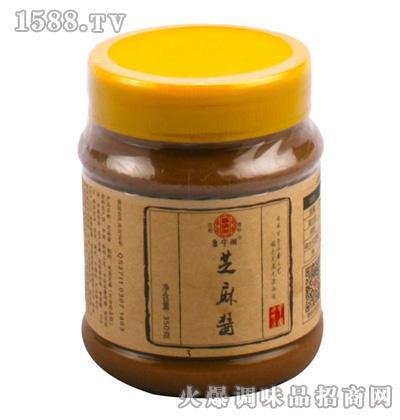 康宁湖芝麻酱350g