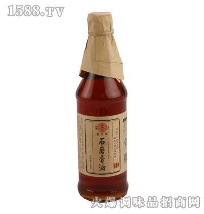 康宁湖石磨香油418ml