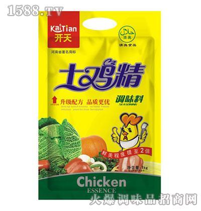 开天土鸡精调味料1千克