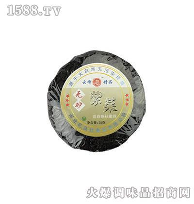 云峰无砂紫菜35g