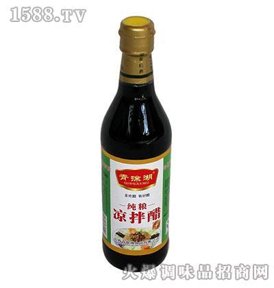 青徐湖纯粮凉拌醋420ml(瓶装)