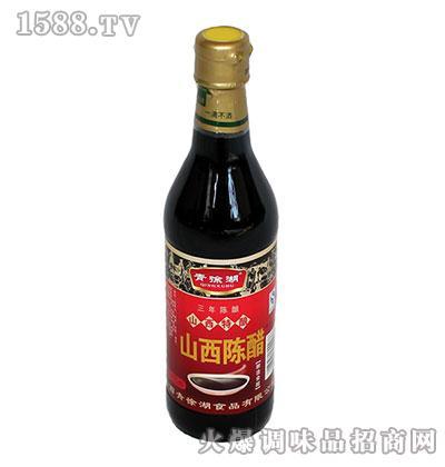 青徐湖山西陈醋420ml(瓶装)