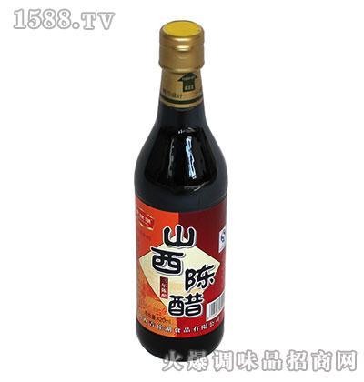 青徐湖陈醋420ml三年陈酿(瓶装)