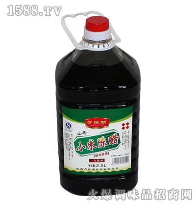 青徐湖小米陈醋2.5L