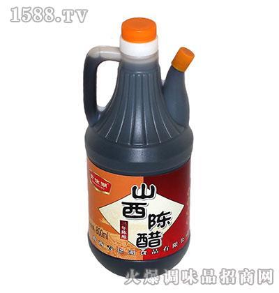青徐湖山西陈醋800ml