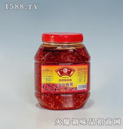风酿辣油椒酱360g