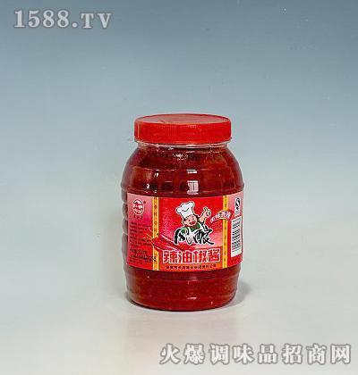 风酿辣油椒酱