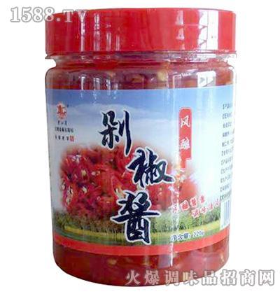 风酿剁椒酱220g