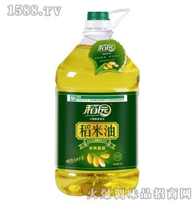 一级稻米油5L-稻园