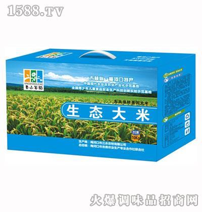 杏山谷稻生�B大米10千克