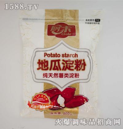 地瓜淀粉400克-厨禾