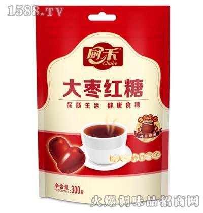 大枣红糖300g-厨禾
