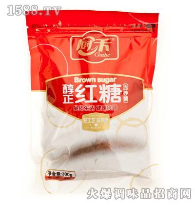 醇正红糖300g-厨禾
