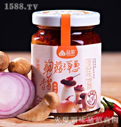 鲍菇洋葱香酱(麻辣)-晶荣