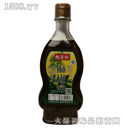 麻椒油380ml-微薄利|三原永香坊食品有限公司