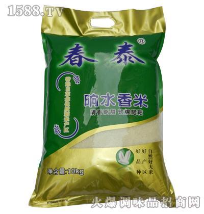 晌水香米10kg-春泰