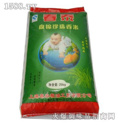 盘锦珍珠香米25kg-春泰