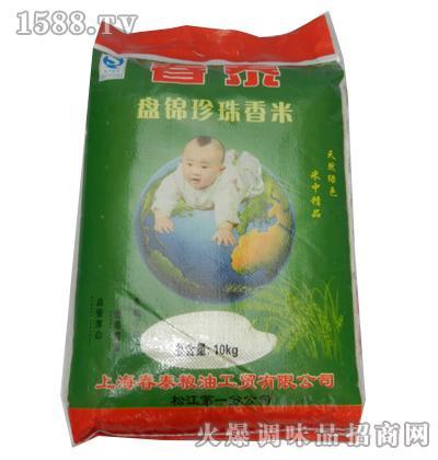 盘锦珍珠香米10kg-春泰