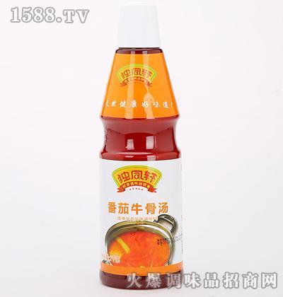 番茄牛骨汤1kg-独凤轩