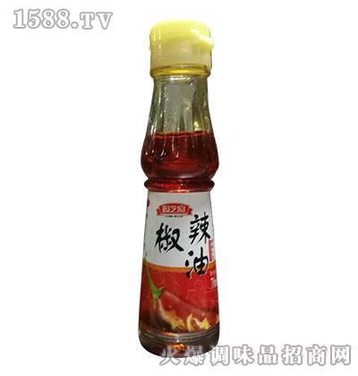 辣椒油70ml-厨芝府