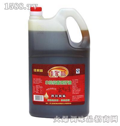小榨纯香菜籽油5L-佳家喜