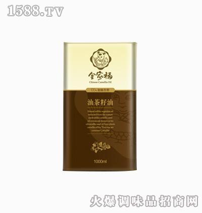 特级初榨茶籽油1000ml-全家福