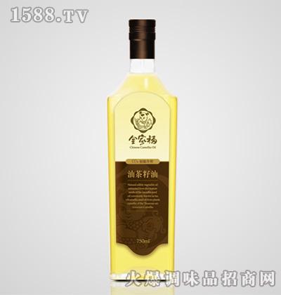 特级初榨茶籽油750ml-全家福