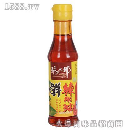 鲜辣椒油140ml-张兴邦
