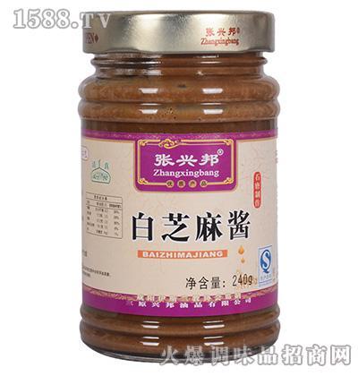 白芝麻酱240g-张兴邦