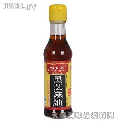 黑芝麻油220ml-张兴邦