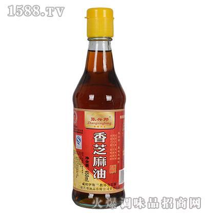 香芝麻油450ml-张兴邦