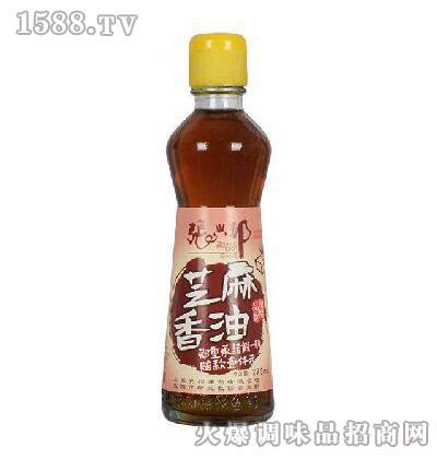 芝麻香油275ml-张兴邦