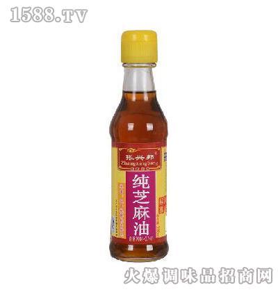 纯芝麻香油220ml-张兴邦