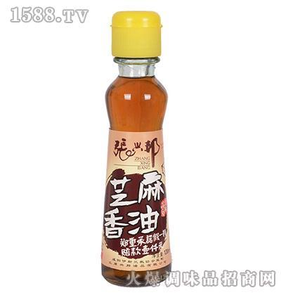 纯芝麻油120ml-张兴邦