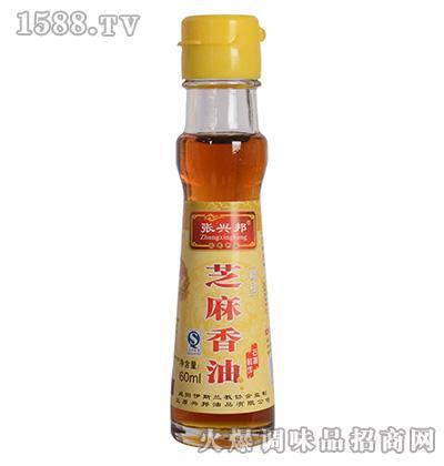 芝麻香油60ml-张兴邦