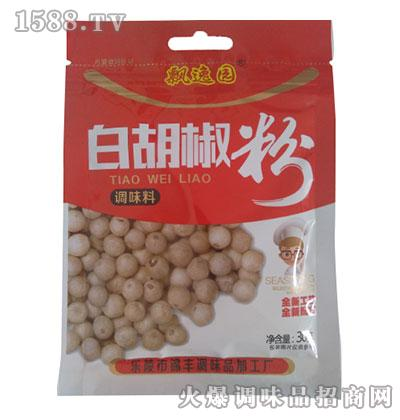 白胡椒粉30克-飘逸园