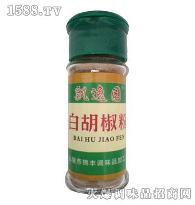 白胡椒粉瓶装-飘逸园