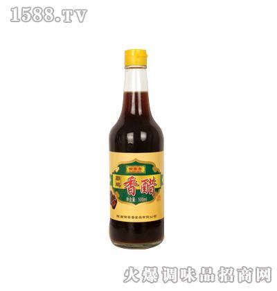 郁坞香醋500ml-御銮香