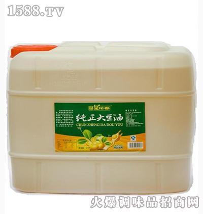 纯正大豆油25KG-贵品菜花香