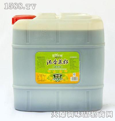 菜籽调和油27.17L-贵品菜花香