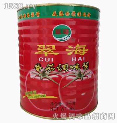 番茄调味酱3千克-翠海