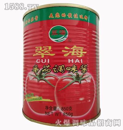 番茄调味酱850克-翠海