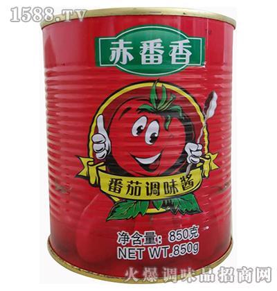 番茄调味酱850克-赤番香