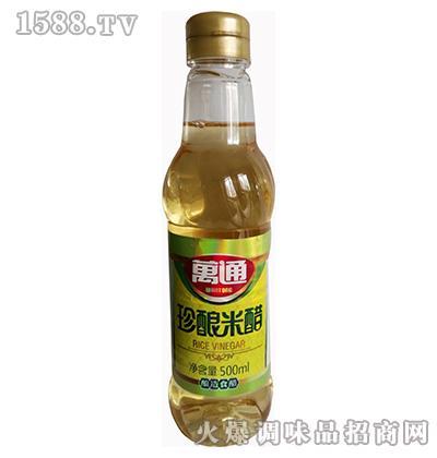 珍酿米醋500ml-万通