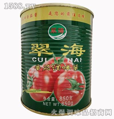 番茄酱850克-翠海
