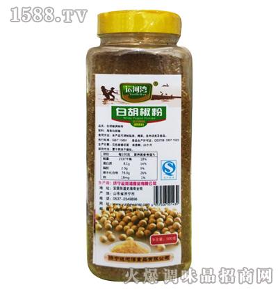 白胡椒粉500克-运河湾